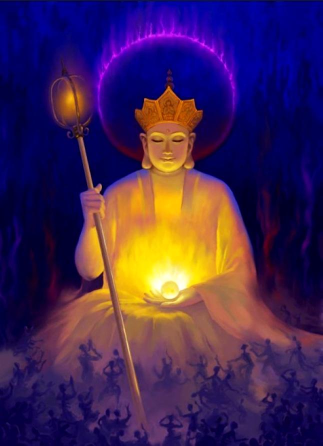 宣化上人:瞻礼赞叹地藏菩萨的十种利益