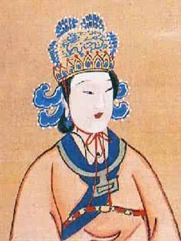 武则天和佛教的因缘