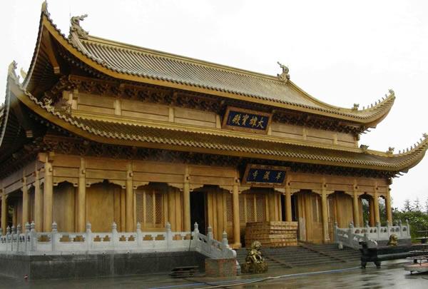 寺院和庙宇是一回事吗