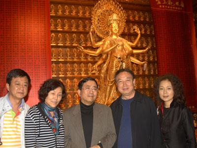 余秋雨:佛教的四大魅力