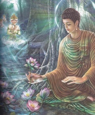 佛陀对弟子的态度