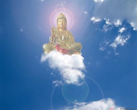 阿弥陀佛摄受众生的最低标准