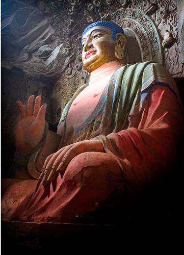 中国现存的古代大佛【组图】