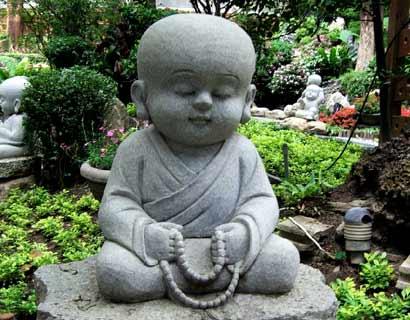 谁偷了佛祖的念珠
