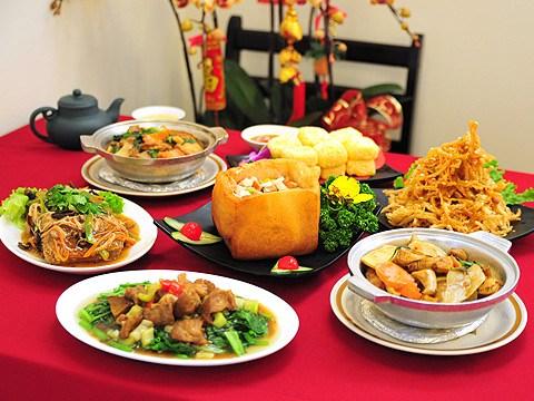 20道美容养生素食汤