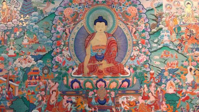 佛陀座下的七众弟子