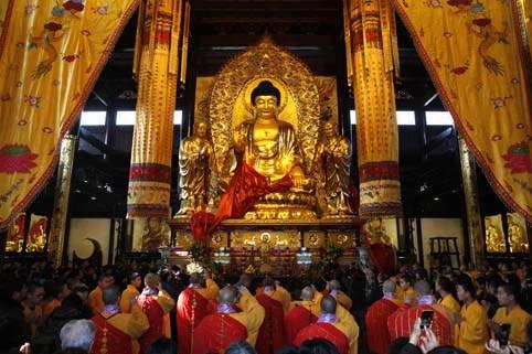 佛教中开光的真正含义