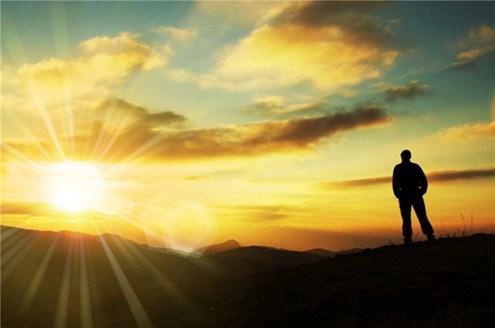 让自己的存在,成为别人的祝福