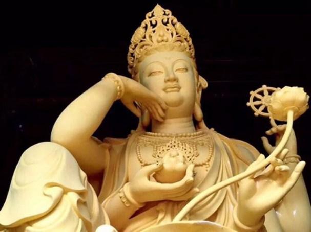 佛陀教我们如何放下对子女的贪着