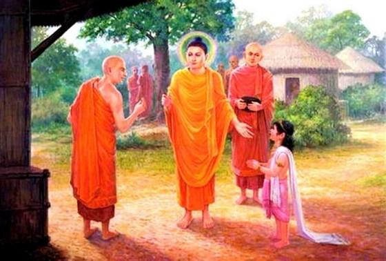 佛陀是如何教导儿子罗睺罗的