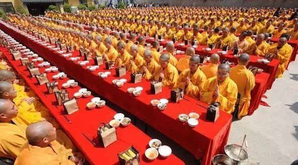 佛教千僧斋的由来与功德