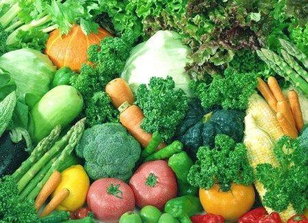 十种具有防癌抗癌作用的食物
