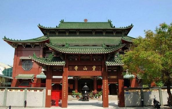 寺庙对联大全,真正的大智慧