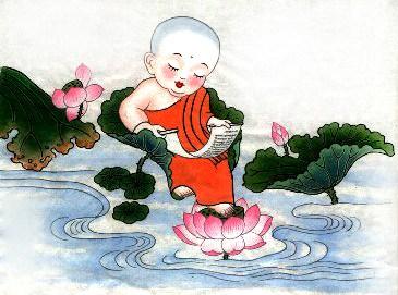 念佛人为何要吃素呢