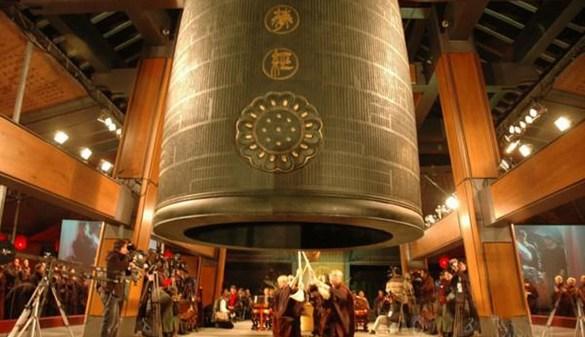 寺院佛钟的起源与意蕴