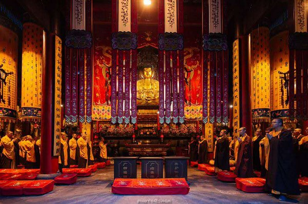 寺院普佛的意义