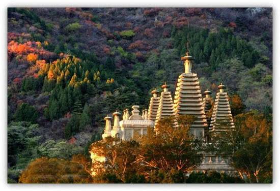 佛教四大名山与十小名山