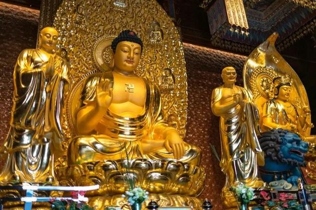 佛法的修学是由内而外,先端正其心